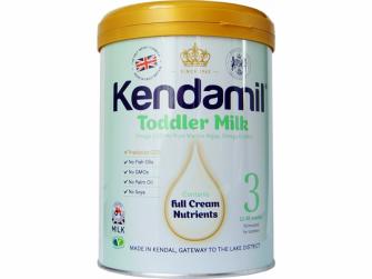 KENDAMIL batolecí mléko 3 (900 g) NOVÁ RECEPTURA