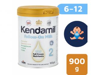 KENDAMIL pokračovací mléko 2 (900 g) NOVÁ RECEPTURA