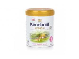 KENDAMIL BIO - organické plnotučné kojenecké mléko 1 (800g) NOVÁ RECEPTURA