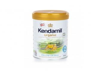 KENDAMIL BIO - organické plnotučné pokračovací mléko 2 (800g) NOVÁ RECEPTURA