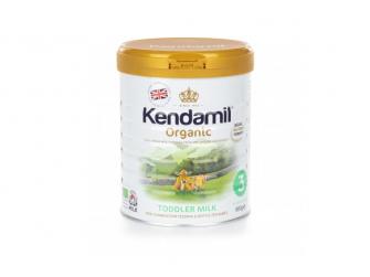 KENDAMIL BIO - organické plnotučné batolecí mléko 3 (800g) NOVÁ RECEPTURA