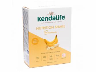 Kendalife proteinové banánový nápoj 400 g