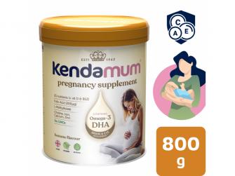 Kendamum Banánový nápoj pro těhotné a kojící ženy 800 g
