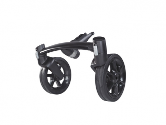 Moodd 4 front wheel unit_Black