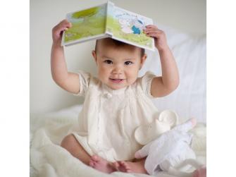 Dárkový set DELUXE knížka + hračka sloník Alvin 4