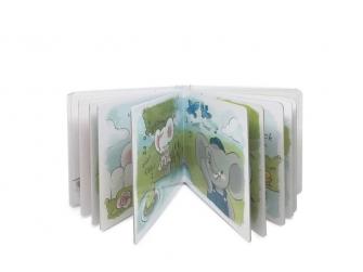 Dárkový set knížka + hračka sloník Alvin 4