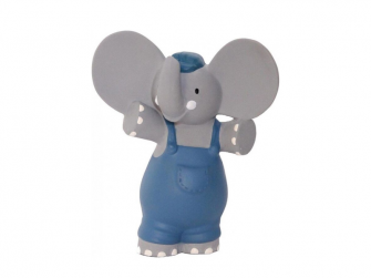 Pískátko / kousátko slon Alvin (100% přírodní kaučuk) 16cm