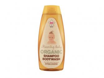 Organický dětský šampón a tělové mýdlo 250 ml