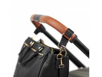 Přebalovací taška na kočárek CARLA, black 8