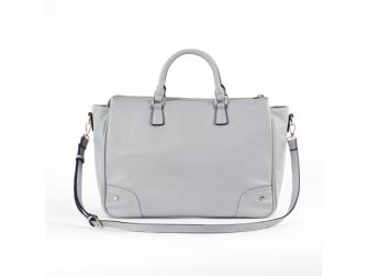 Přebalovací taška na kočárek CARLA, light grey 2