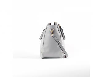 Přebalovací taška na kočárek CARLA, light grey 3