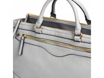 Přebalovací taška na kočárek CARLA, light grey 7