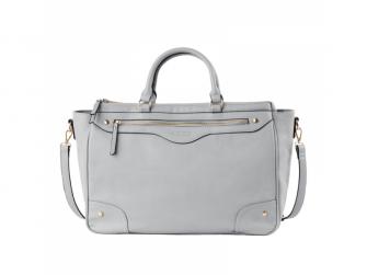 Přebalovací taška na kočárek CARLA, light grey