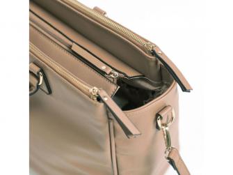 Přebalovací taška na kočárek CARLA, milk chocolate 6