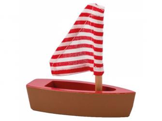 Dřevěná pirátská loď 36m+ 4