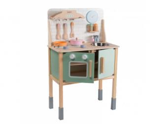dřevěná kuchyňka s příslušenstvím 36m+