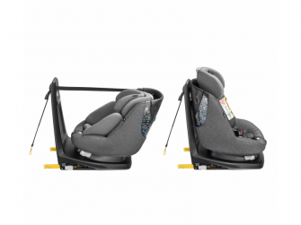 AxissFix Plus autosedačka Sparkling Grey 2