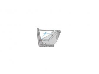 AxissFix Plus autosedačka Sparkling Grey 21