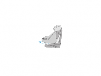 AxissFix Plus autosedačka Sparkling Grey 24