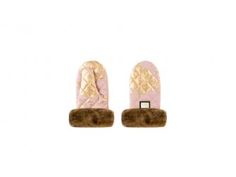 Rukavice Pink Golden