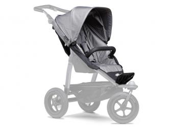 Stroller seat unit Mono grey