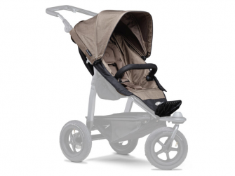 Stroller seat unit Mono brown