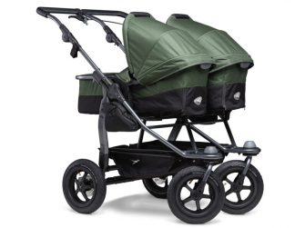 Carrycot Duo combi oliv 2