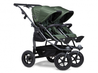 Carrycot Duo combi oliv 3