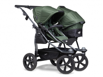 Carrycot Duo combi oliv 4