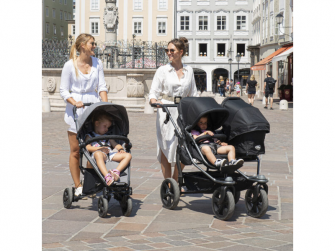 Carrycot Duo combi oliv 5