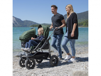 Carrycot Duo combi oliv 6