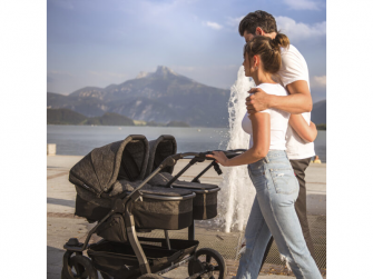 Carrycot Duo combi oliv 8