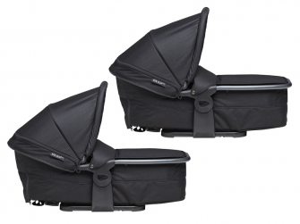 Carrycot Duo combi black