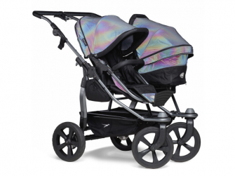 Carrycot Duo combi glow in the dark 5