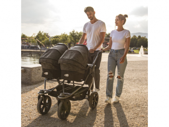 Carrycot Duo combi glow in the dark 8