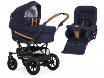 Set chassis Duo S 2020 Outdoor 17983 + 12104 navy