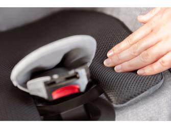 Vložka do autosedačky e-Safety Black 3