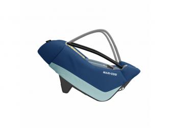 Coral autosedačka Essential Blue 4