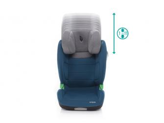 Autosedačka Integra i-Size, Coral Blue 9