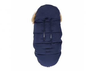 Zimní fusak Fluffy, Royal Blue 2