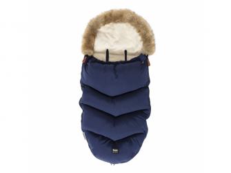 Zimní fusak Fluffy, Royal Blue