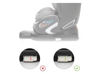 Autosedačka Protect i-Size, Grey 12