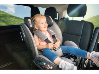 Autosedačka Protect i-Size, Grey 15