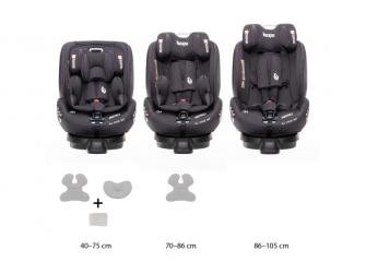 Autosedačka Protect i-Size, Black 10