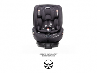 Autosedačka Protect i-Size, Black 14
