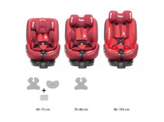 Autosedačka Protect i-Size, Red 10