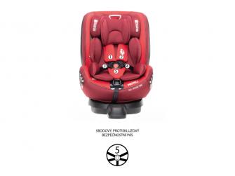 Autosedačka Protect i-Size, Red 14