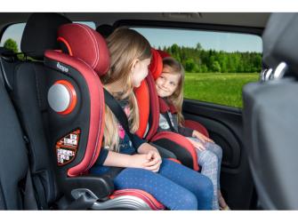 Autosedačka Encore i-Size, Red 12