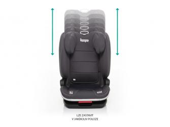Autosedačka Scale i-Size, Black 10