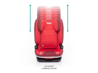 Autosedačka Scale i-Size, Red 10